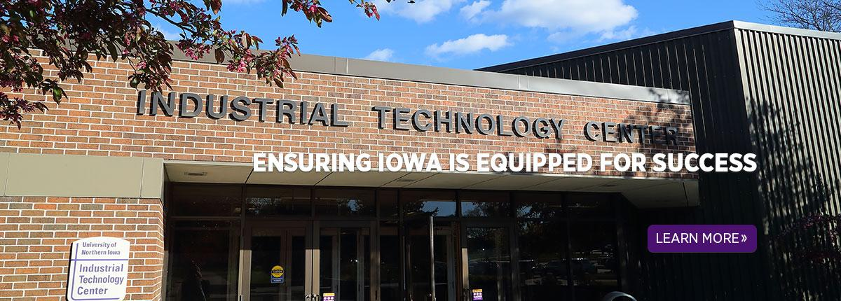 Ensuring Iowa is equipped for success