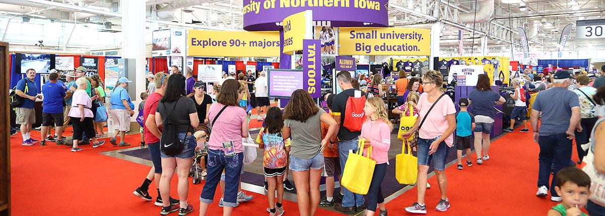 'Nothing Compares' to Panther Pride at the Iowa State Fair
