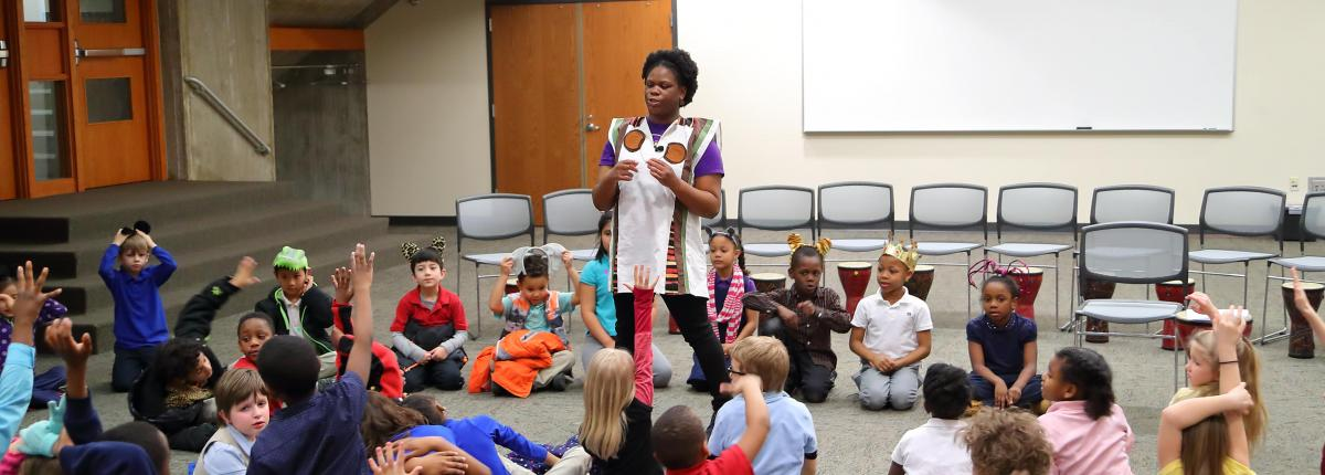 African American Literacy Event