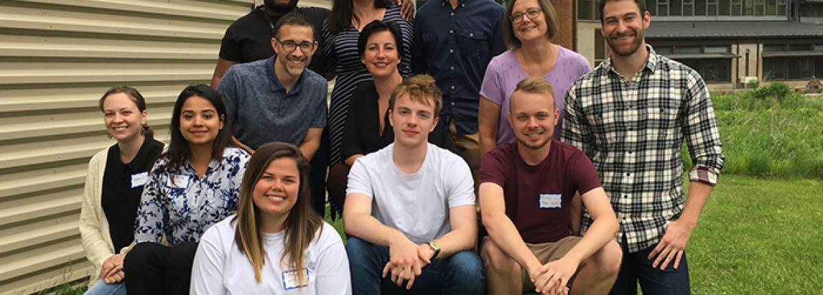 Participants in the UNI Early Founders Program